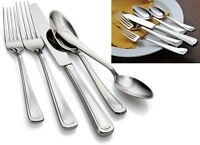 Oneida Cloister 18/10 Stainless Service For 12 Flatware on sale