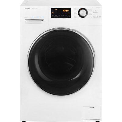 Haier HW70-B12636 Hatrium A+++ Rated 7Kg 1200 RPM Washing Machine White New