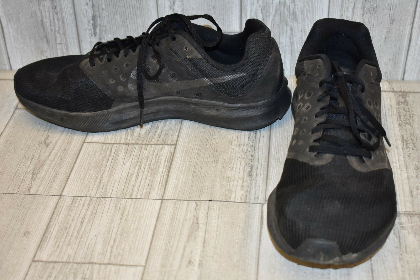 ddba44d957c2 Nike Downshifter 7 Running Shoe - Men s Size Size Size 13 Black c15eb0