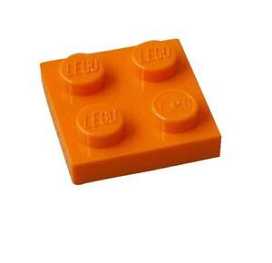 Baukästen & Konstruktion 20x LEGO® 2x2 Platten blau 3022 blue plates LEGO Bau- & Konstruktionsspielzeug