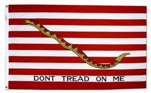 1st-NAVY-JACK-Dont-Tread-On-Me-FLAG-3x5-ft-Revolutionary-War-Print-Polyester