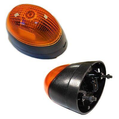 INDICATOR LAMP LENS WHITE RH//LH for FORD TRANSIT MK6 MK7 1 X SIDE MARKER