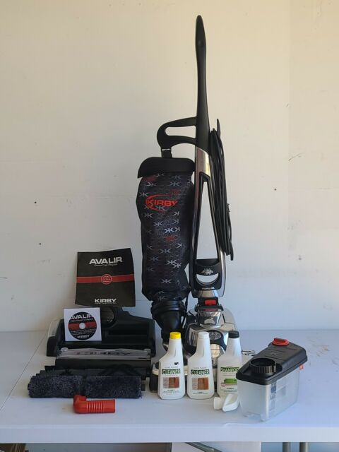 Kirby Avalir G10d 100th Anniversary Vacuum Cleaner W Attachments For Sale Online Ebay