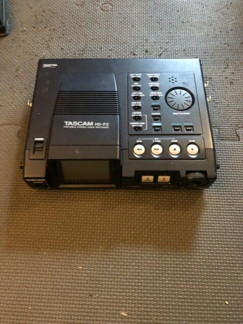 Tascam HD-P2 Digital Multi Track Recorder - Price reduced*