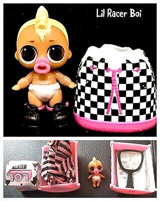 with shoes LOL Surprise LIL JET SET QT Cutie Makeover Series 5 Sisters toys