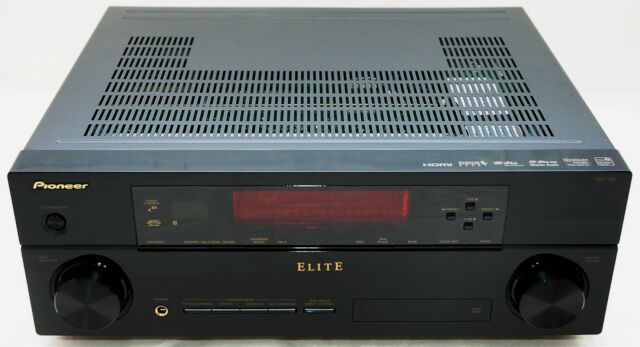 Pioneer Elite VSX-30 Home Theater Receiver 7.1-Channel AV 3D HDMI 1080p surround