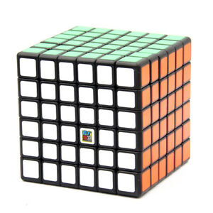 Zauberwuerfel-6x6-MoYu-Meilong-black-Original-speedcube-magic-cube-brandneu