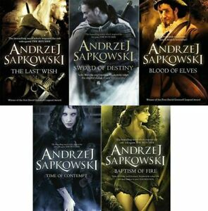 Andrzej-Sapkowski-5-Book-Set-Collection-Witcher-Series