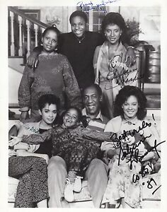 Bill-Cosby-Die-Bill-Cosby-Show-Autogramm-Cast-Autograph
