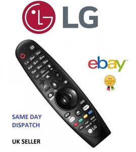 Nuevo Genuino TV LG Magic Control Remoto AN-MR650A OLED 55B7V UJ Sj Lj OLED C7 B7
