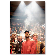Kanye West Bear Music Star Art Canvas Poster Prints 8x12 24x36inch