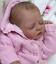 New 20/'/' Reborn Doll Kits with 3//4 Limbs Newborn Supply Doll Kits For Baby gifts