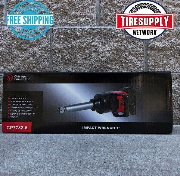 CP7782-6 Chicago Pneumatic 1