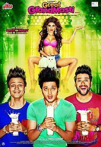 Große Grand Masti [Masti 3] - Bollywood Original DVD