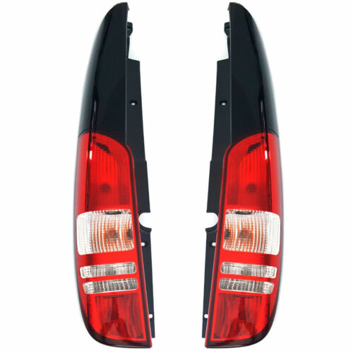 Back Rear Tail Lights Set Mercedes W639 Viano MOPF 6398201464 6398201564