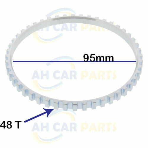Frente 2.2 2.4 3.2 TDCi-Sar 452 Para Ford Transit Abs Reluctor Anillo 06-14