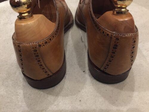 brogue coppia chiaro di squisita marrone Una scarpe wOxqI5qB