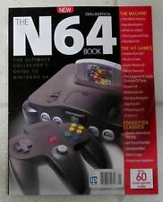 The N 64 BOOK Ultimate COLLECTORS GUIDE Nintendo 64 CLASSIC Games MACHINE 162 Pg
