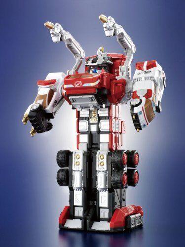 Gogo Sentai Boukenger Emergency Gogo Combined Dx Siren Builder Bandai Toy Jp New