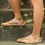 Unisex Summer Handmade Hemp Straw Slippers Sandals Flip Flops vintage Espadrille