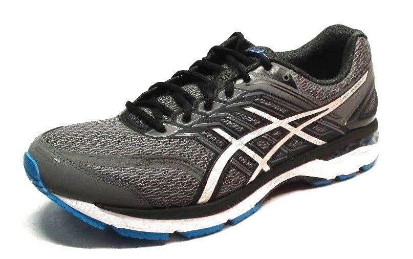 Asic uomini gt-2000 5 (4e larghezza), scarpe da / ginnastica, carbonio / argento / da isola blu 3ce962