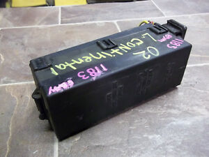 01 02 2001 2002 LINCOLN CONTINENTAL OEM ENGINE FUSE BOX ...