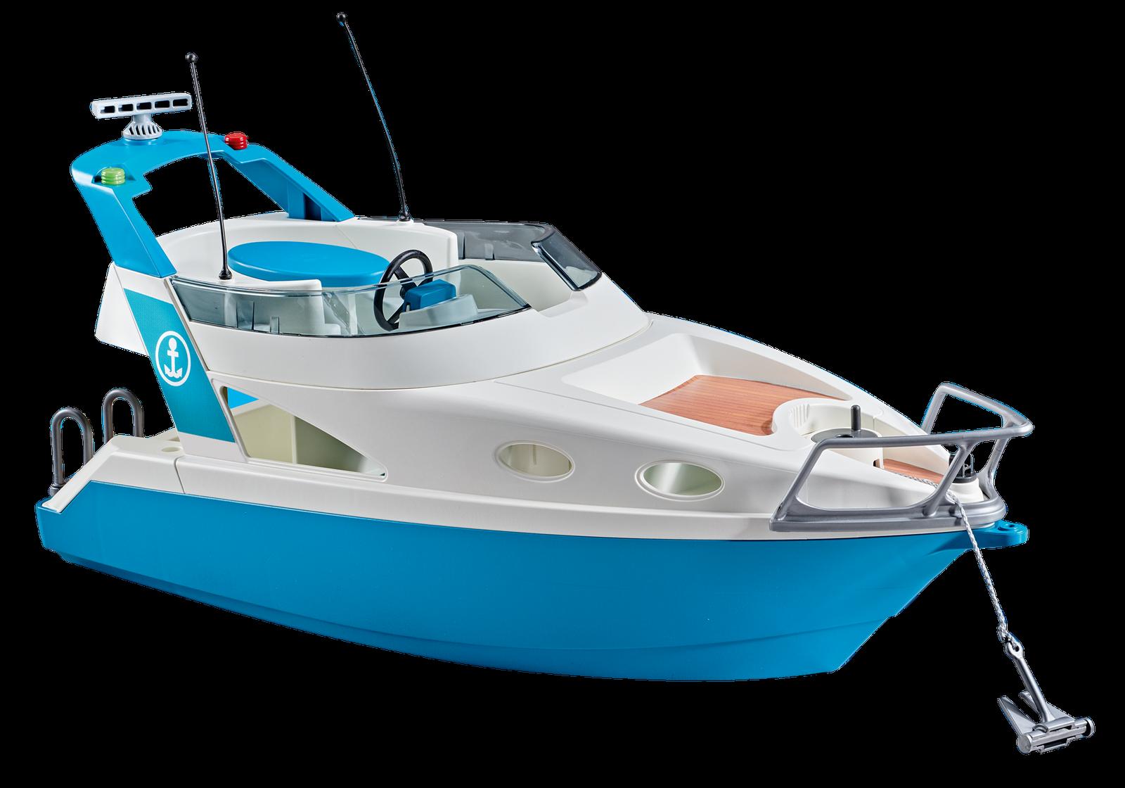 Playmobil - Summer Fun - 9822 - Luxusyacht - NEU OVP
