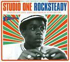 Soul Jazz Records Presents: Studio One Rocksteady by Various Artists (CD, Feb-2014, Soul Jazz)