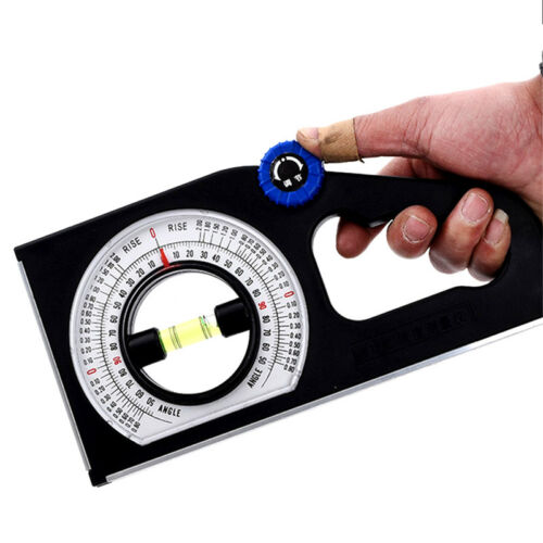 Horizontal Angle Ruler Slope Measure Instrument Bevel Protractor Declinometer