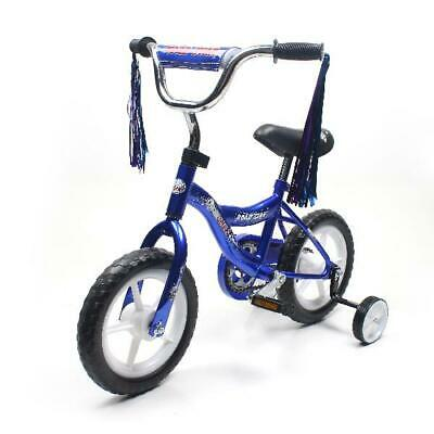 Bmx 12 Inch Kids Girls Bike Front Basket Training Wheels 2 4years Old Bicycle 7445005368336 Ebay