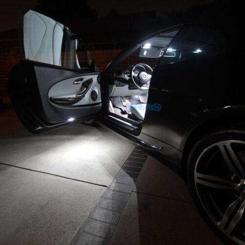 14Pcs Interior LED Canbus Error Free Lights Package Fit Audi A6 S6 C6 2005-2011