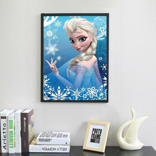 5D Diamond Painting Full Drill Embroidery Cross Stitch Kits Queen Home Decor DIY