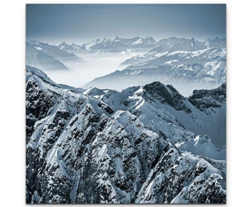 Berggipfel in den Schweizer Alpen