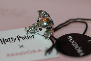 Details about NWT 2019 PANDORA HARRY POTTER DOBBY THE HOUSE ELF CHARM  798629C01 TAG BOX INC