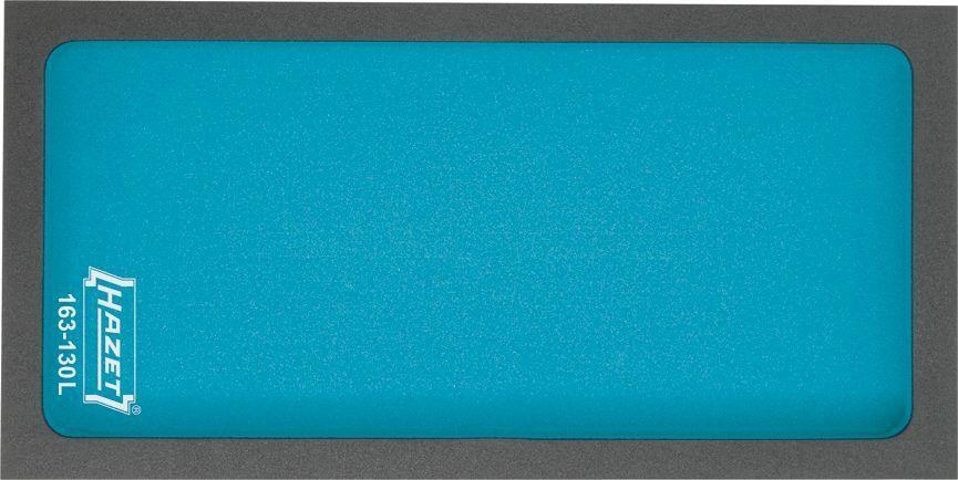 HAZET 2-component soft foam insert, empty 163-130L