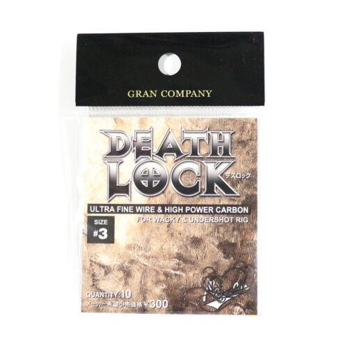 Varivas Nogales Death Lock Ultra Fine Wire Hook 3 0016