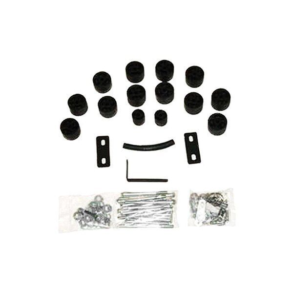 Made in America fits 2005 to 2007 PAFL222PA Ford F-250//F-350 4WD 2 Leveling Kit Performance Accessories