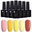 5-Bottles-set-7-5ml-Vernis-a-Ongles-UV-Gel-Polish-Nail-Art-Manucure-UR-SUGAR thumbnail 8