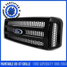 2007 FORD F-250 F350 GRILLE GRILL CONVERSION FITS 1999-2004 + EXCURSION