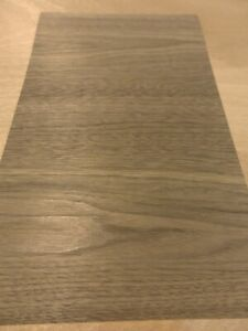 Details About Walnut Wood Veneer 8 X 12 With Paper Backer 1 40 Thickness A Grade Quality