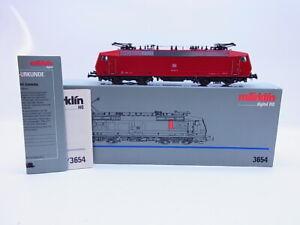 Lot-60017-Marklin-H0-3654-Locomotive-Electrique-Br-120-1-De-La-DB-Digital-IN-Ovp