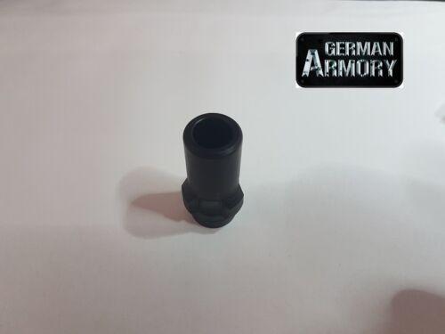 HK 3-Lug 3 Warzen MP5 style B/&T MKE Schalldämpfer Adapter 1//2X28 Gewinde PDW H/&K