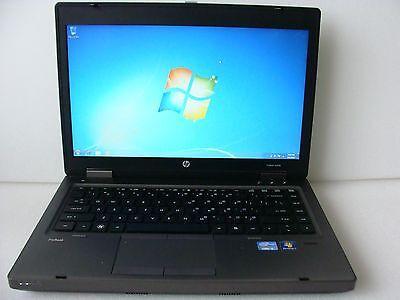 """HP Probook 6460b 14"""" Core i5-2520M 2nd Gen 2.5GHz 4GB 250GB Win 7 WiFi Laptop"""