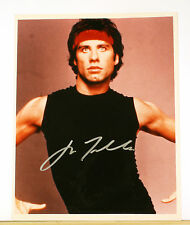 John Travolta Signed Autograph  Photo With COA