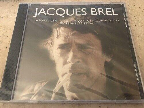 Jacques Brel (Helt ny): Jaques Brel, andet