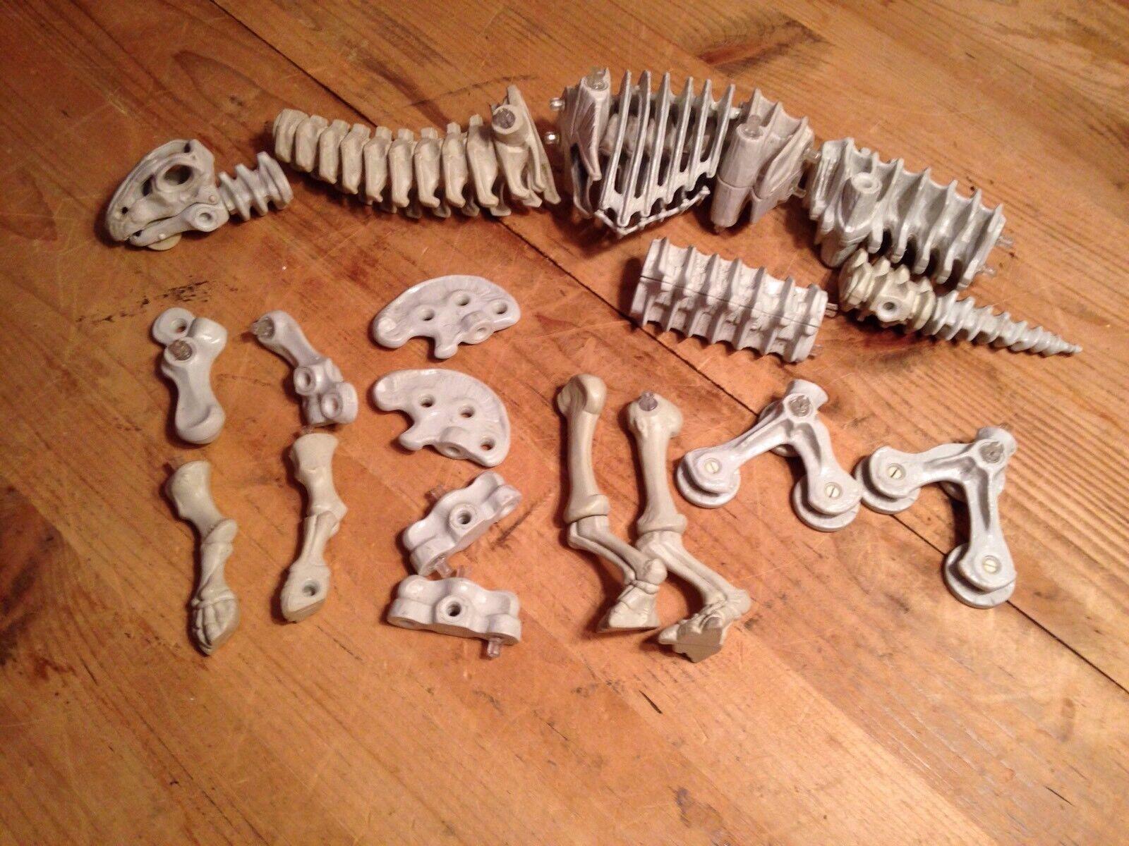 Vintage Kenner Bone Age Brontus Dinosaur