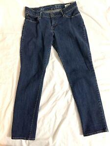 Detalles de Levi's Bold Curve Tiro Bajo Jeans Ajustados Azul Oscuro Wash Stretch Mujer Talla 32 ver título original