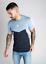 GYM-KING-Mens-High-Build-Logo-Retro-Stripe-Designer-Casual-T-Shirt-Tee-Top-New thumbnail 6