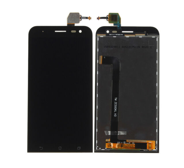 For ASUS Zenfone 2 Laser ZE500KL Z00ED Black LCD Display Touch Screen Digitizer