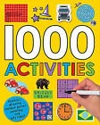 1000 Activities by Roger Priddy (Paperback / softback)